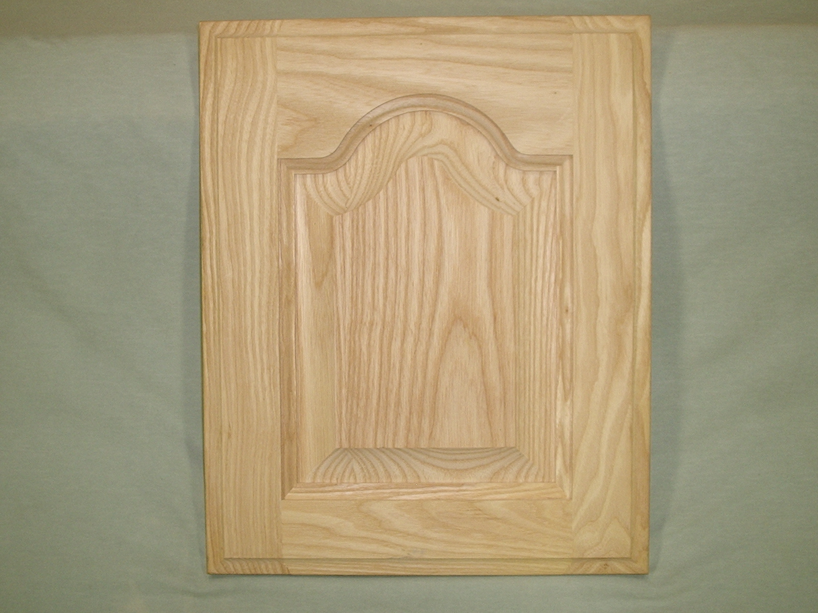 Raised panel cabinet doors made in texas quality first for Cathedral arch kitchen cabinets